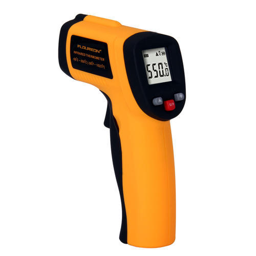 Infrared Thermometer With Gun Shape Up To 550 Deg C, Temperature Gun, IR  Thermometer, Thermometer Gun, Non Contact Thermometer, Thermal Thermometer  - Labcare Scientific, Coimbatore | ID: 15551480255