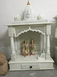 Marble Temple. Application: Home Decor