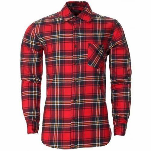 Mens Lumberjack Check Shirt At Rs 450 Piece Jiav Budiya Road