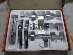 Doors S.s Polished Designer Door Kit, Rod Thickness: 16MM