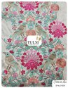 Allover Embroidery Fabric