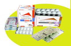 Ofloxacin 200mg   Ornidazole 500mg Tablet