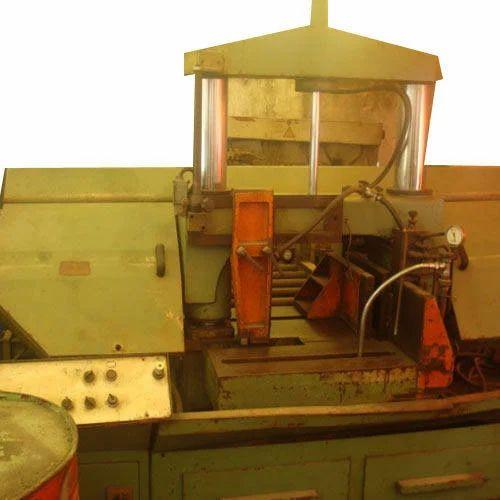 Semi Automatic Bandsaw Machine