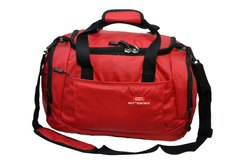 Leather Travel Bag, Size/Dimension: Small