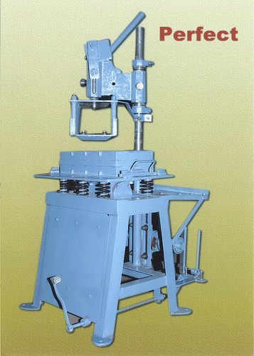 Solid Manual Block Making Machine  Model Number  Kp