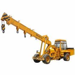 Mobile Cranes Testing Service