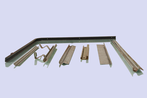 Cold roll forming sections