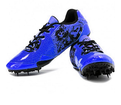 Nivia Spirit Blue Running Spikes