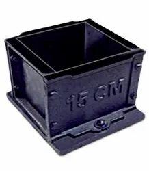 15 Cm Metal Cube Moulds
