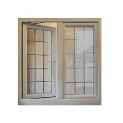 Hinged GI French Window, Size/Dimension: 3X3ft