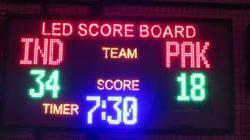 TECHON Score Display Boards