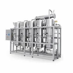 Alcohol Distillation Plant
