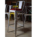High Bar Stool for Pubs, Restaurants, Cafes