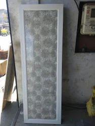 Aluminum Printed Bathroom Door