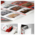Multi Colored Leaflet Printing Services