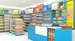 Provision Shop Designing