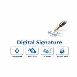 Digital Signature Class 2 Service