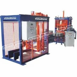 Automatic Fly Ash Brick Plant with stacker