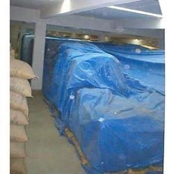 Fumigation Tarpaulin Cover