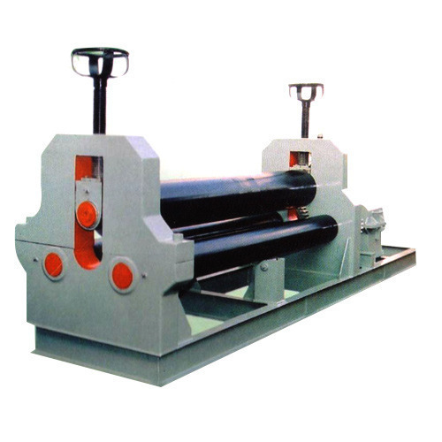 Automatic Sheet Rolling Machine