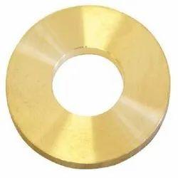 Round Brass Washer