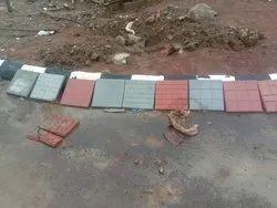 Chequered Lekar Tile