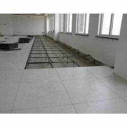 False Flooring Services, Corporate Building, India