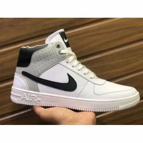 White Nike Mens Sneaker Shoes