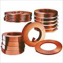 Rolled Copper Strips