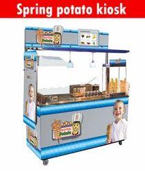 SpIral  Potato Kiosk