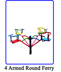 Playground Rotator