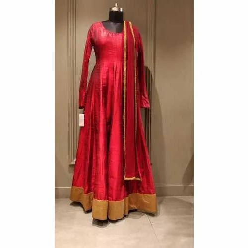 683167511b2 Ladies Partywear Anarkali Suit