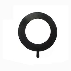 Black EPDM Rubber Gasket, Thickness: 5 Mm
