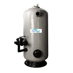 Vertical Deep Bed Sand Filter