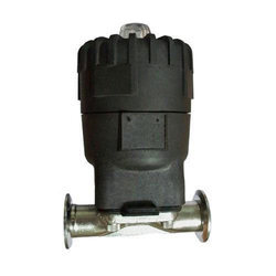 Radiant Flow Cast Iron Aseptic Valves