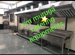 Own 304,202 Stainless Steel Commercial Hotel Kitchen Equipment, Capacity: Higher Quality