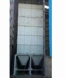 Flour Storage Silo