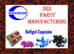 3rd Party Manufacturing softgel, Methylcobalamin, Alpha Lipoic Acid,  Softgel Gelatin Capsule