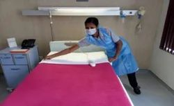 Hospitals Cleaning Services