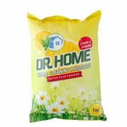 蓝色或黄色茉莉家用超级加洗涤剂粉,洗衣,包装类型:1千克