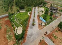 Residential 44 Acrs Gated Community Venture, in visakhapatnam, Area Of Construction: 44acrs
