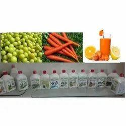 Amla Carrot Gajar Juice