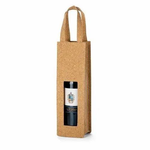VA-501 Jute Wine Bags