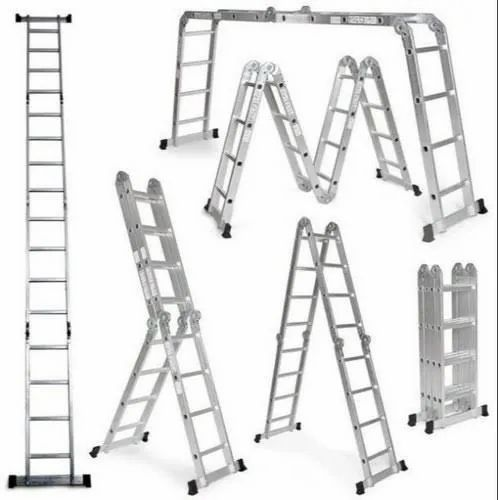 Foldable Multi Purpose Ladder