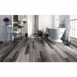 Waterproof Wooden Flooring Service, For Indoor