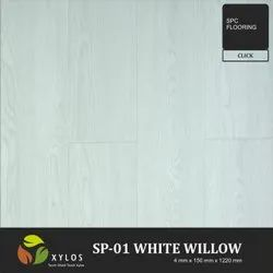 White Willow SPC Wooden Flooring