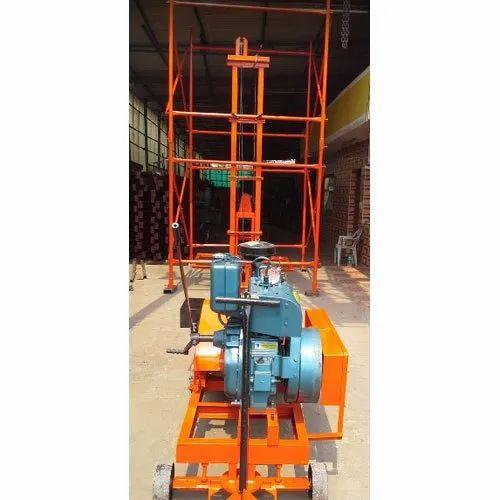 Builders Tower Hoist, Capacity: 1-1.5 Ton