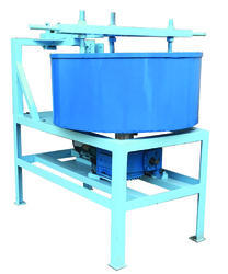 Pan Type Mixer 100 Kgs