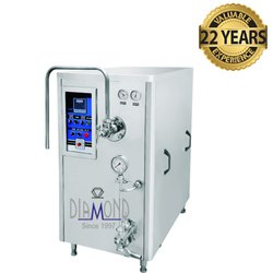 Stainless Steel Continuous Ice Cream Freezer 100 ltr
