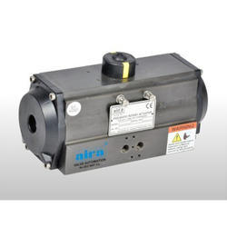 Pneumatic Rotary Actuator Double Acting